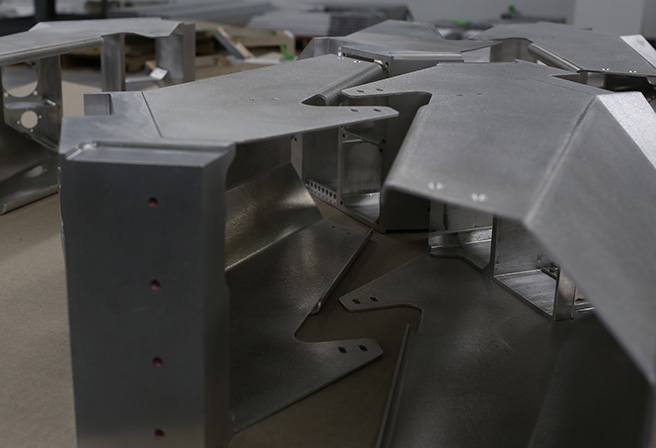 Sheet Metal Fabricating | Astro Manufacturing & Design