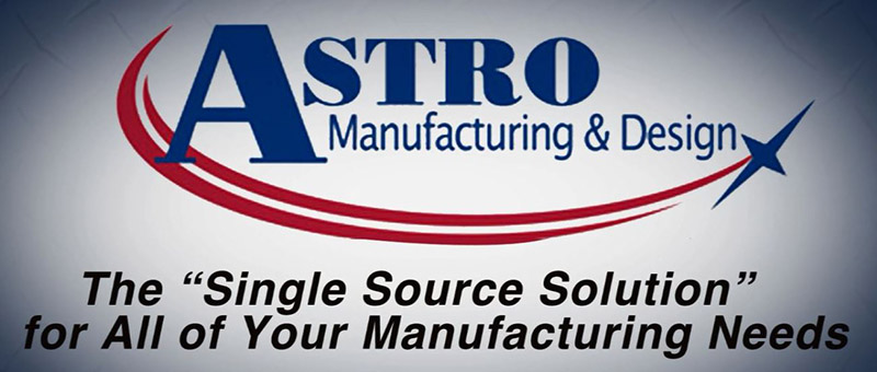 Astro Manufacturing and Design turnkey contract manufacturer