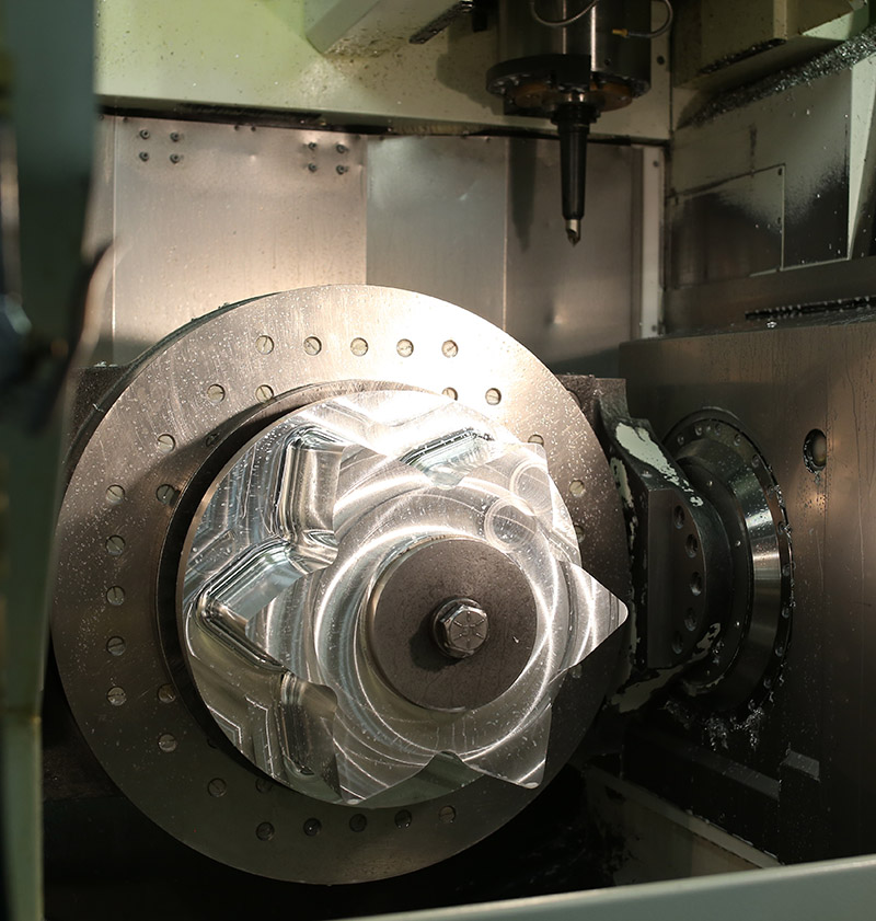 Astro CNC milling services