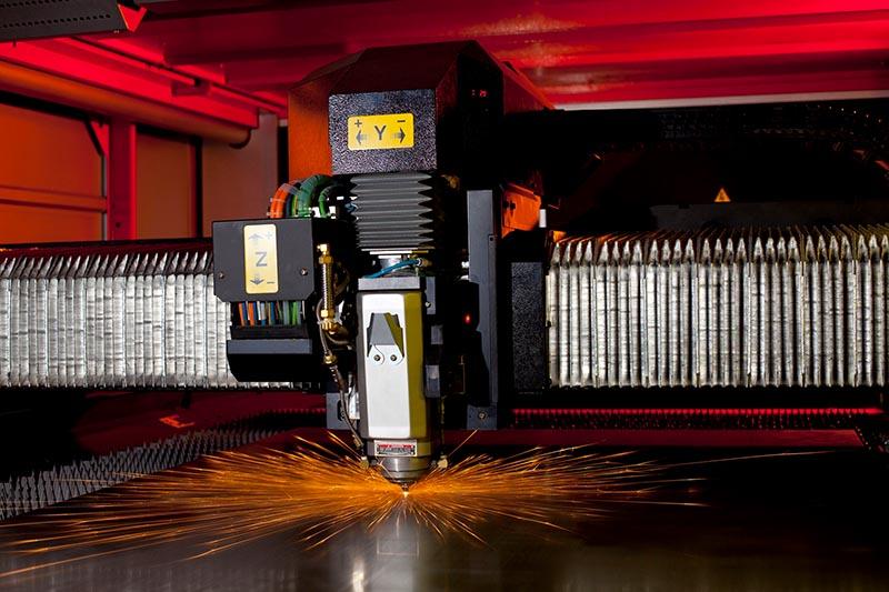 Fiber laser cutting services near me