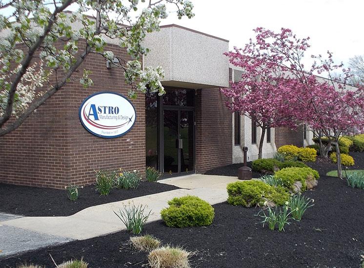 Astro Manufacturing & Design office building
