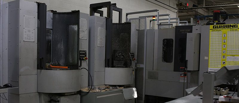 Astro CNC machining services