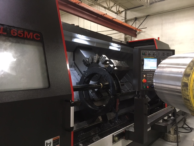 High-Precision CNC Turning Services