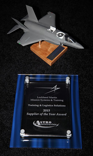 Aerospace and military manufacturing services