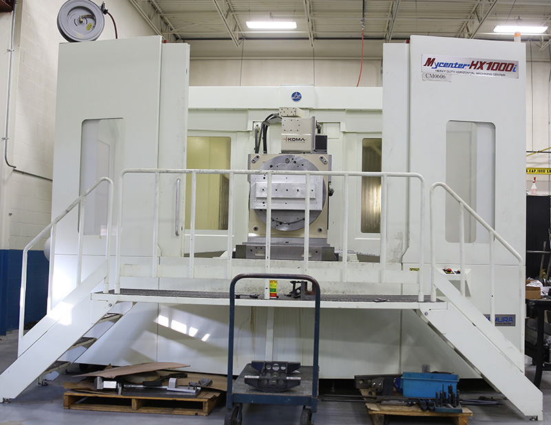High-precision CNC milling services