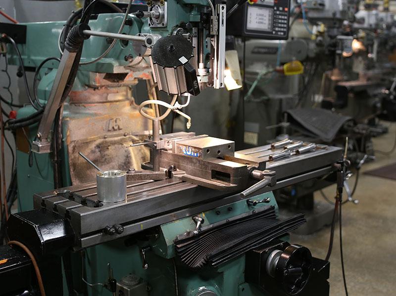 Large part machining services