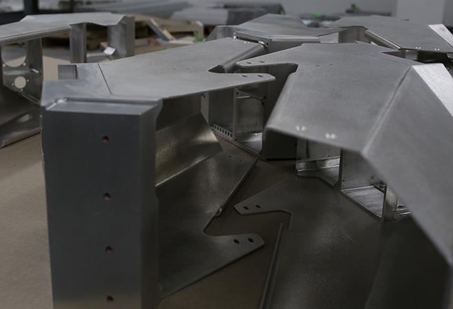 Sheet Metal Fabricating Services