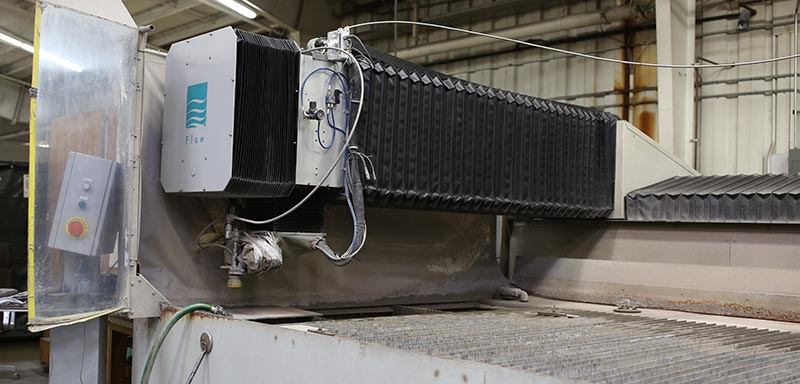 Water jet cutting services near me